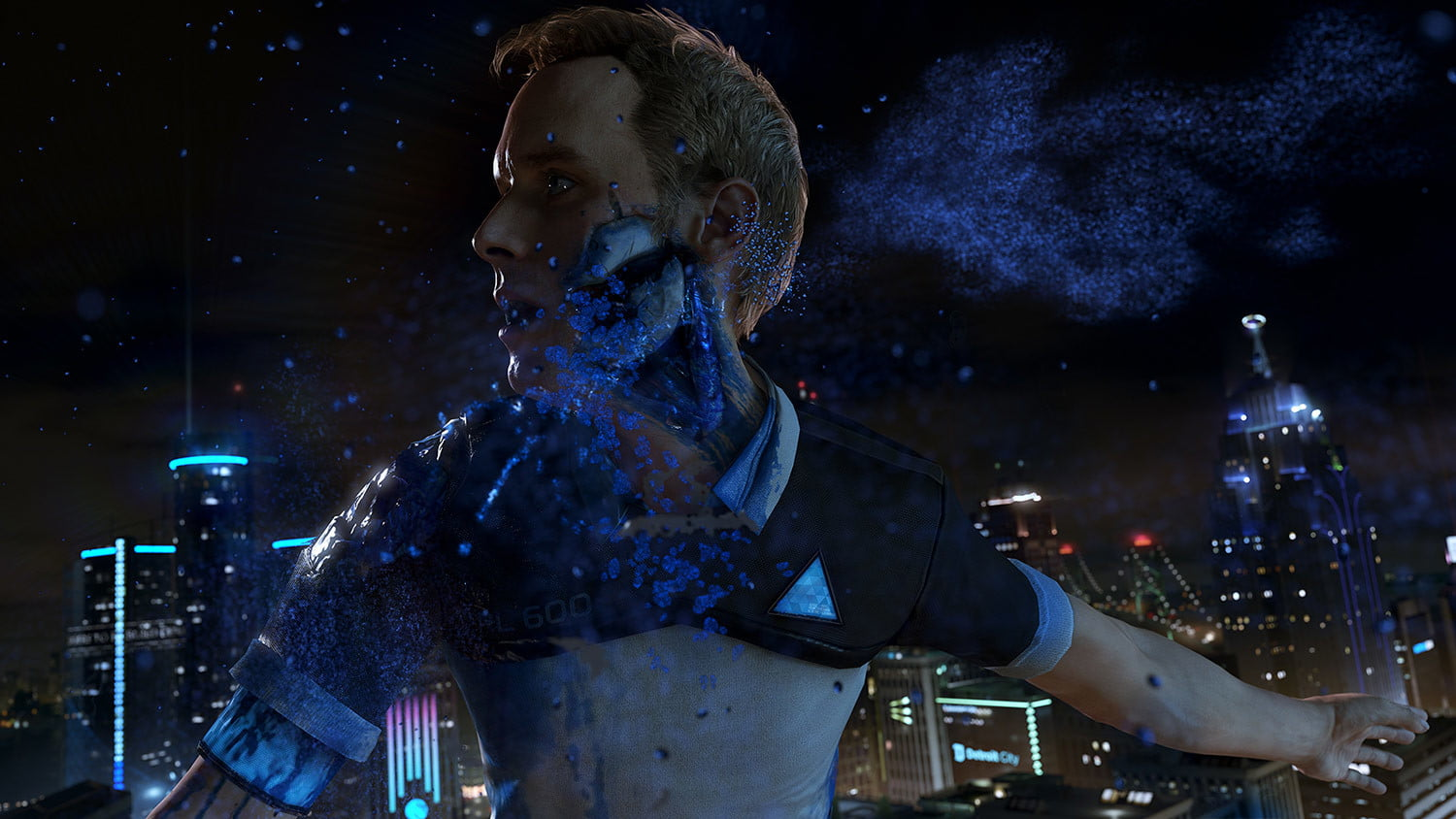 detroit become human connor trailer 005