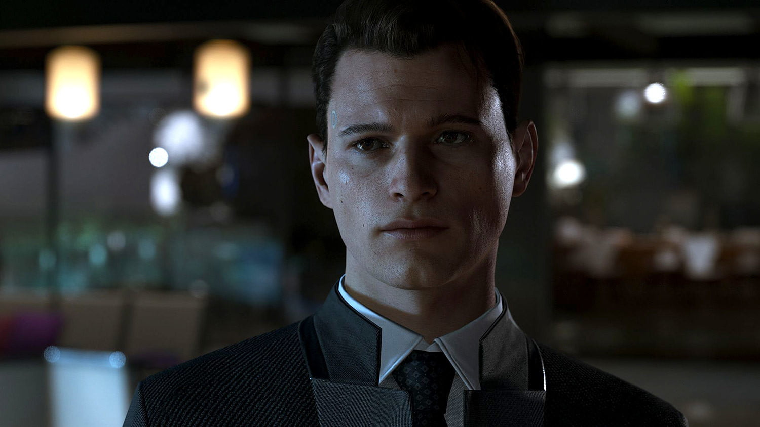detroit become human connor trailer 007