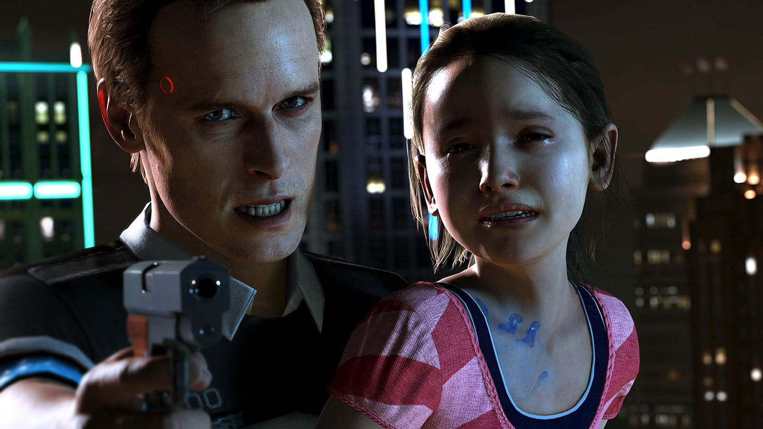 detroit become human connor trailer 008