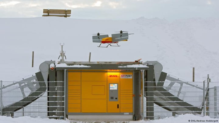 dhl parcelcopter drone delivery mountains dhl2