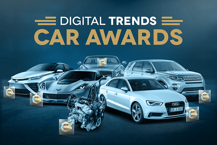 Digital Trends Car of the Year 2015