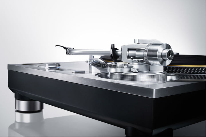 technics sl 1200g now available direct drive 1200gae turntable