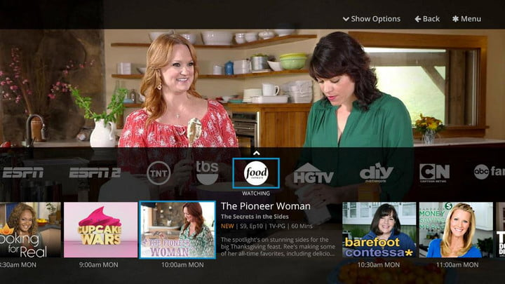 DISH Sling TV Guide