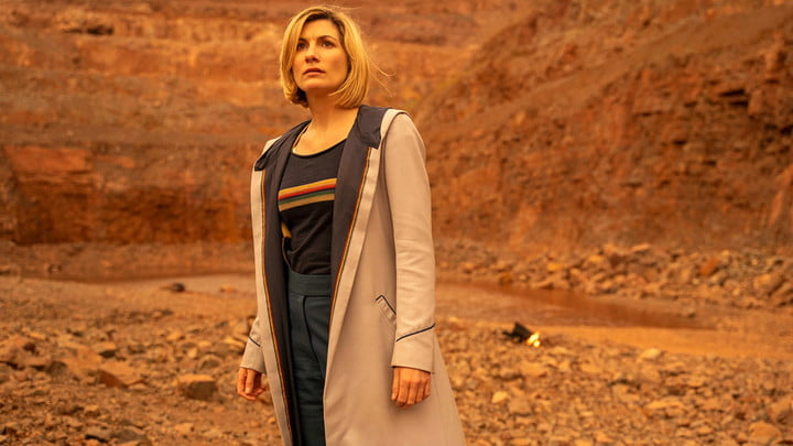 Doctor Who on HBO Max