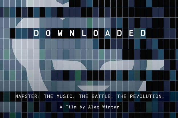 Downloaded Napster Movie