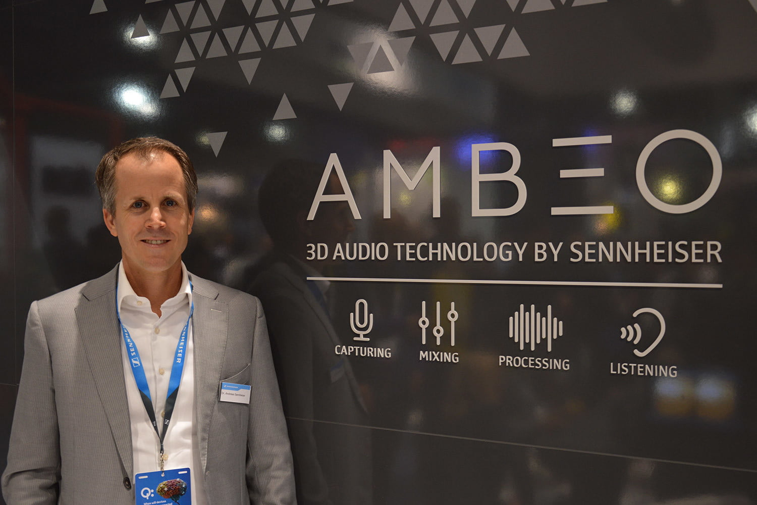 dr andreas sennheiser interview ambeo vr 3d surround sound ces