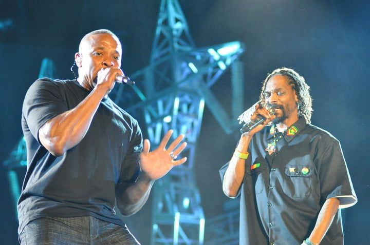 dr dre releases new track