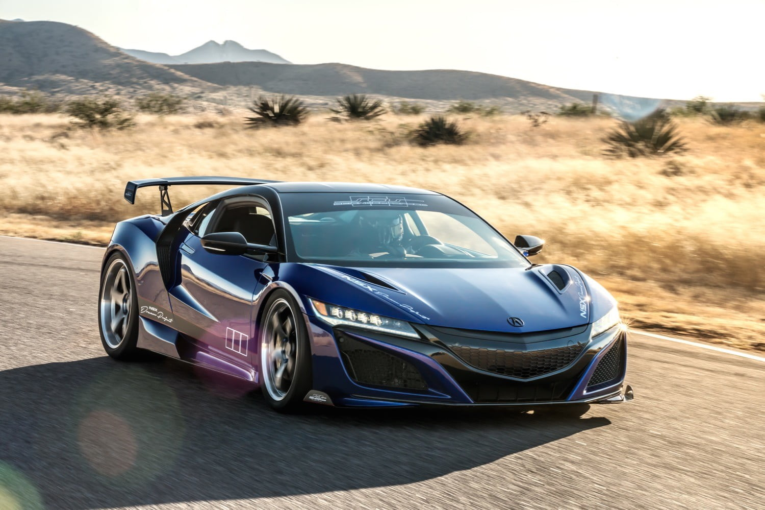 """Acura NSX """"Dream Project"""" by ScienceofSpeed"""
