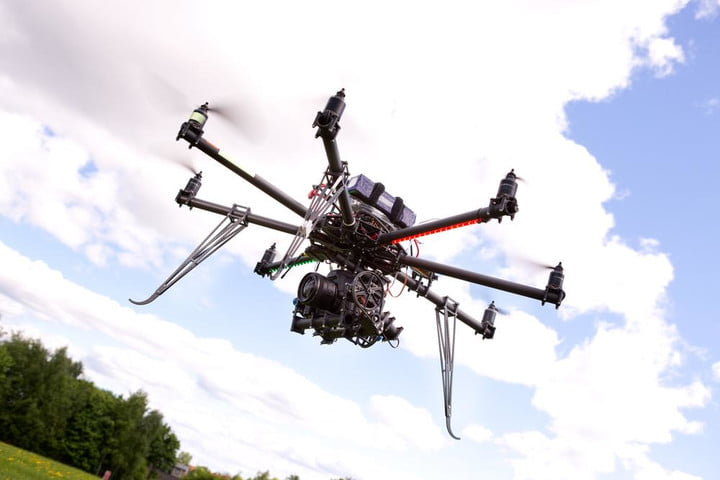 cnn to test drones for news reports after nod from faa drone camera