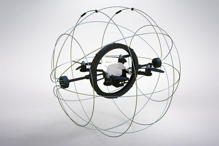 droneball giant cage