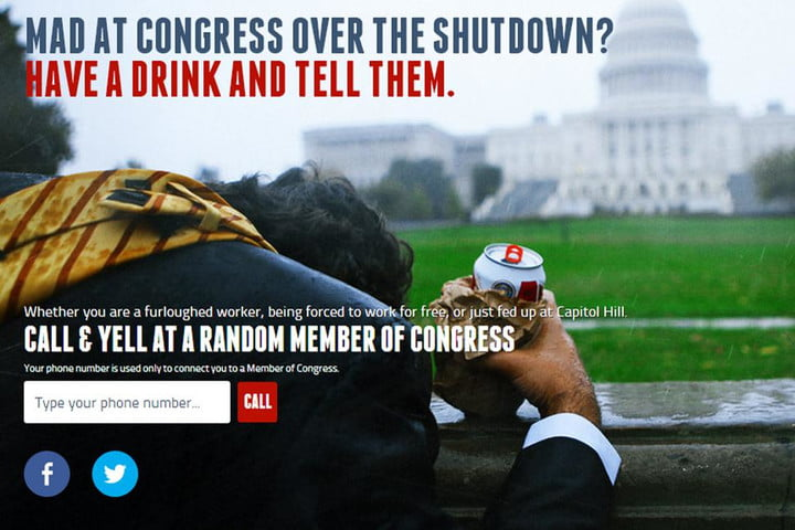 6 ways to tell congress how you really feel using the internet drunk dial  phone field