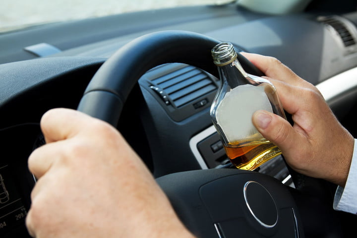 given drunk driving statistics uber may answer liquor bottle at the wheel
