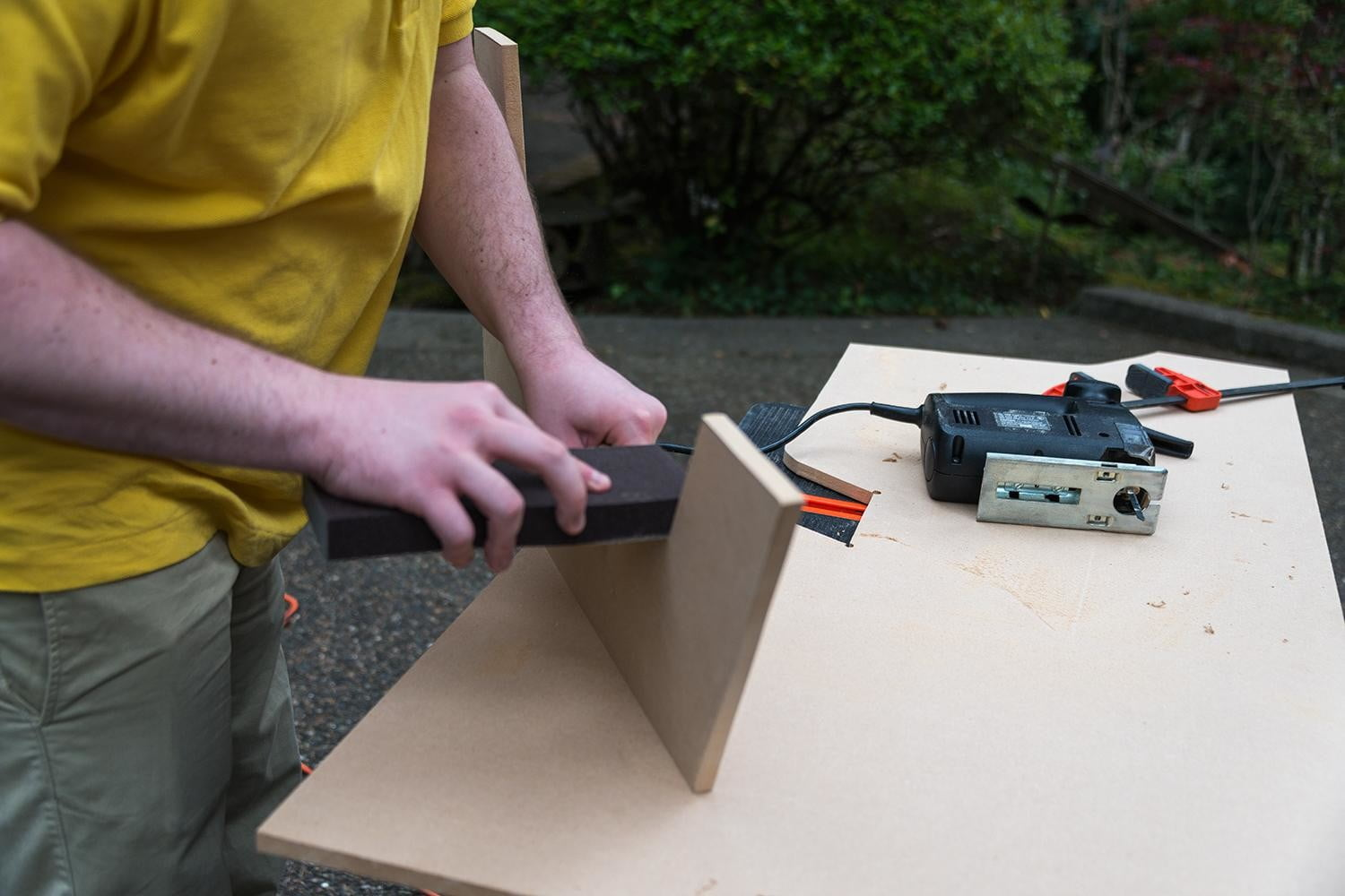 how to build arcade cabinet dt 33