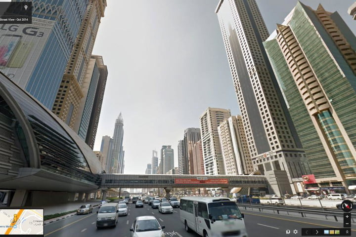 dubai becomes first middle east city to hit street view