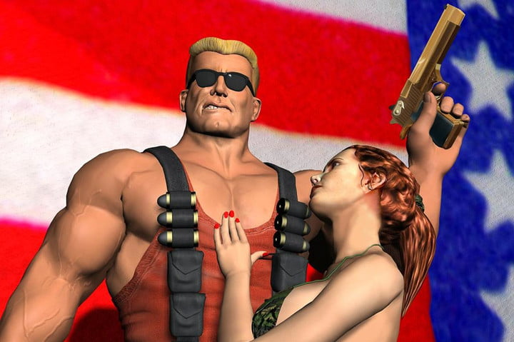library congress discovers unreleased duke nukem game