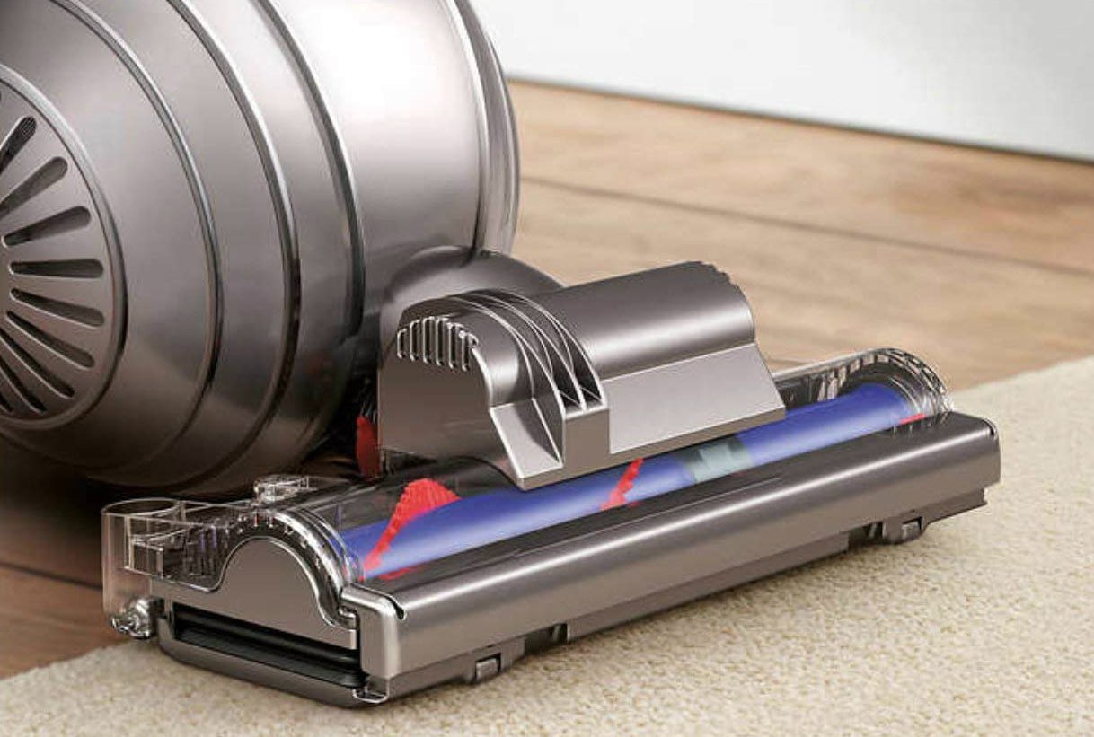 amazon dyson vacuum and air purifier easter week sales ball  formerly dc65 allergy complete upright with 7 tools5