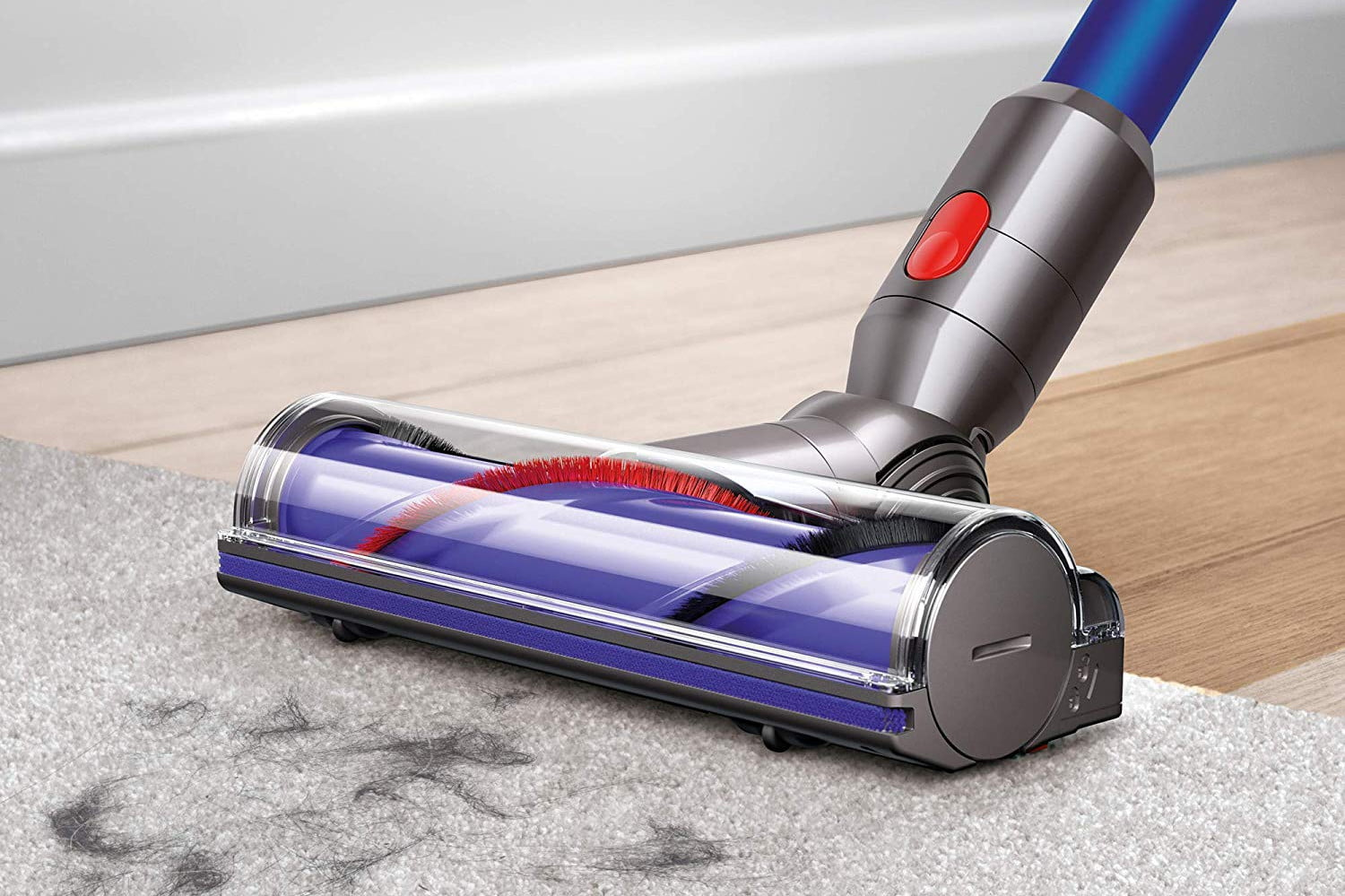 amazon price plummets on dyson v7 animal pro cordless vac with pet tools  3 1