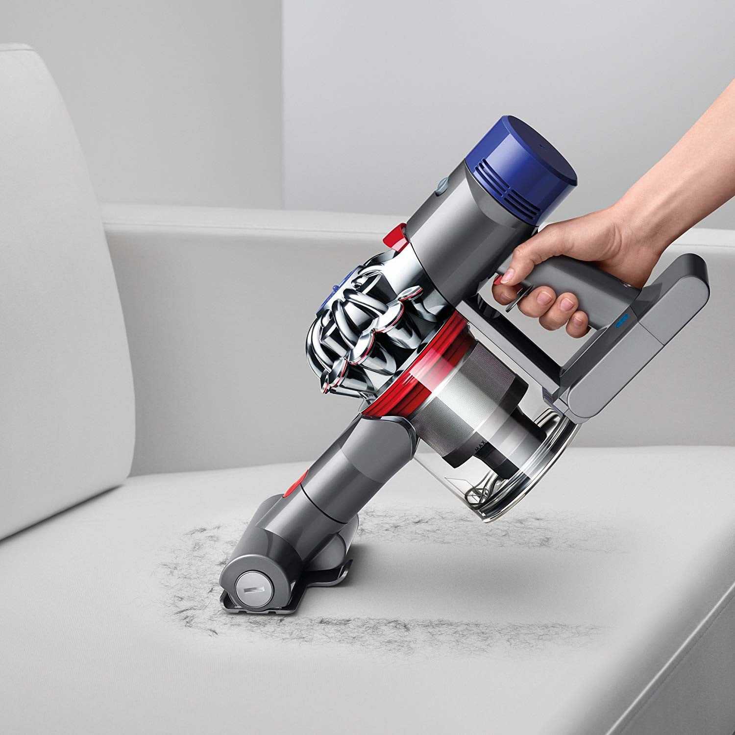 amazon dyson vacuum and air purifier easter week sales v8 animal cordless stick cleaner  iron3