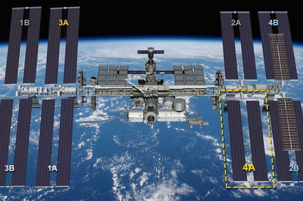 No, This Funky Light Show on the ISS Is Not a Disco