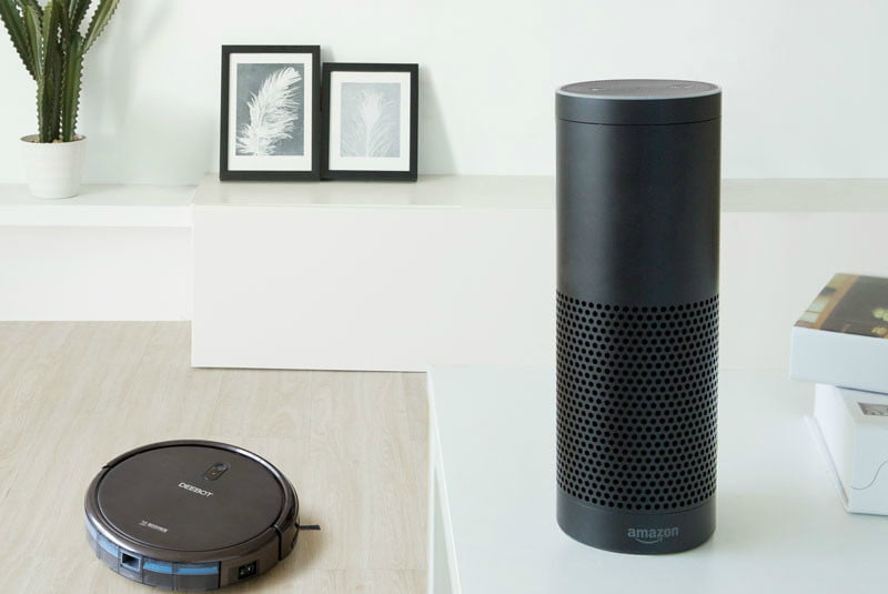 amazon deal ecovacs deebot n79s with echo dot