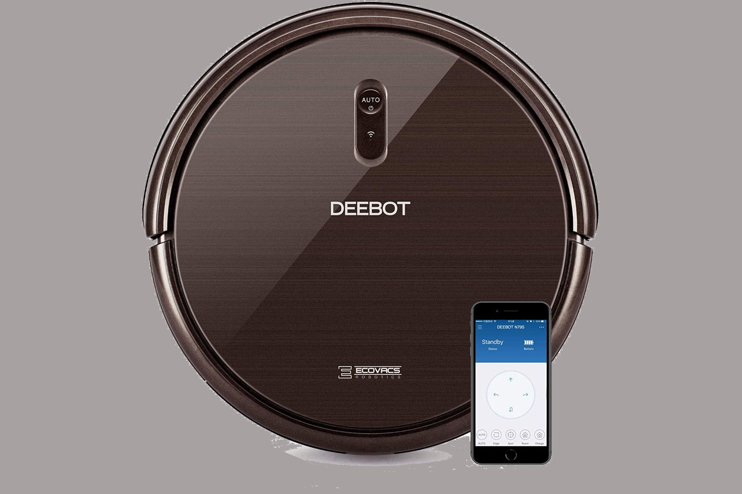amazon 24 hour deal best price ever on ecovacs deebot n79s robot vac vacuum cleaner  1