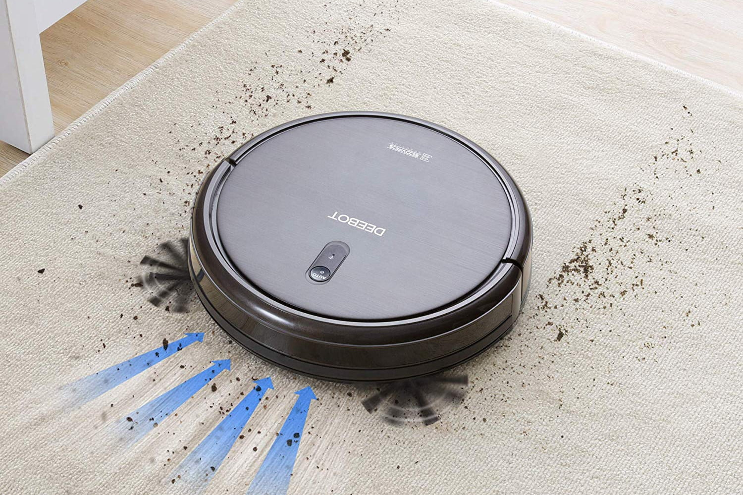 amazon 24 hour deal best price ever on ecovacs deebot n79s robot vac vacuum cleaner 2  1