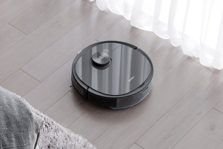 The Ecovacs Deebot Ozmo T8 AIVI.