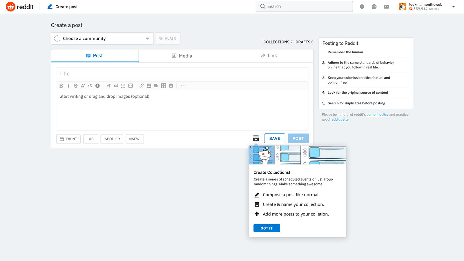 reddit events collections launch education  2x copy