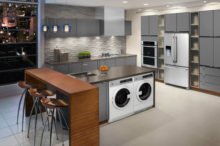 compact washers and dryers are apartment dwellers dreams electrolux front loading washer dryer