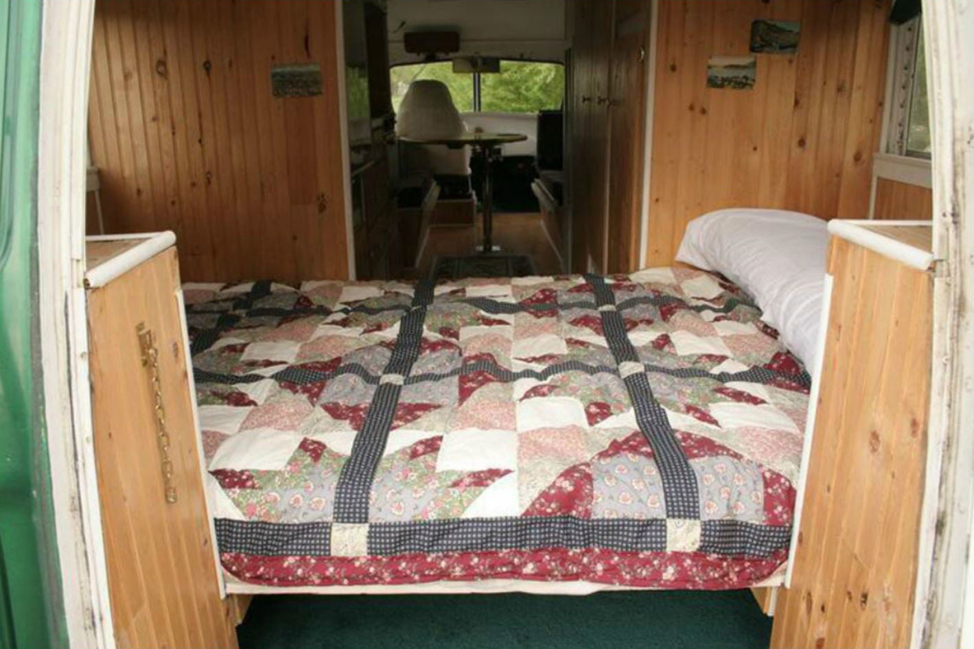 coolest bus to mobile home conversions emerald gypsy 6