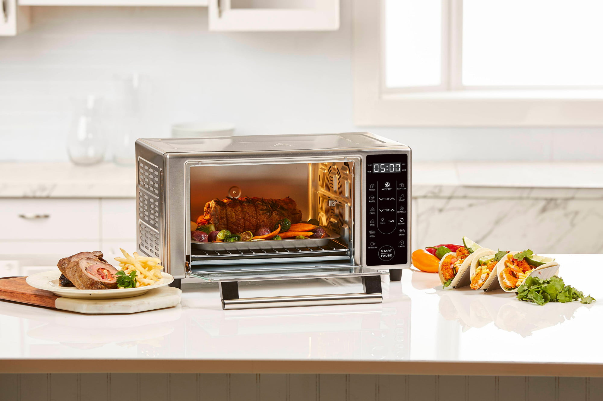 walmart drops prices on air fryers from emeril farberware and power lagasse airfryer 360 plus 2