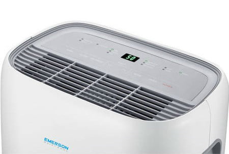 walmart drops prices for frigidaire ge and emerson dehumidifiers quiet kool 70 pint dehumidifier with internal pump 3