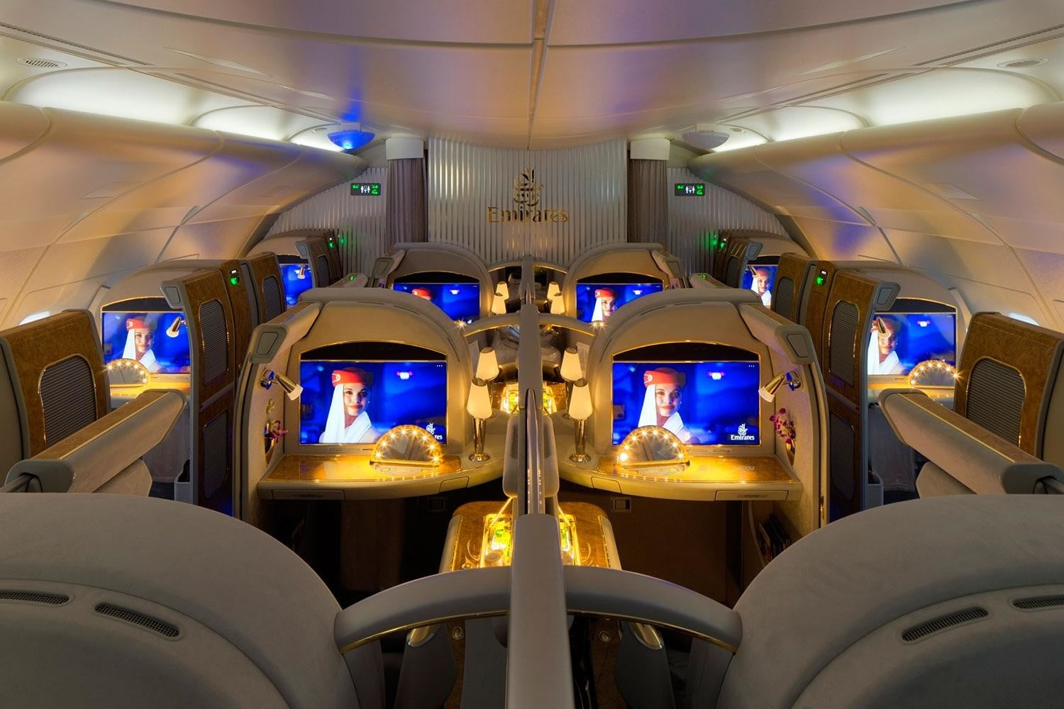best first class airlines seats emirates private suite