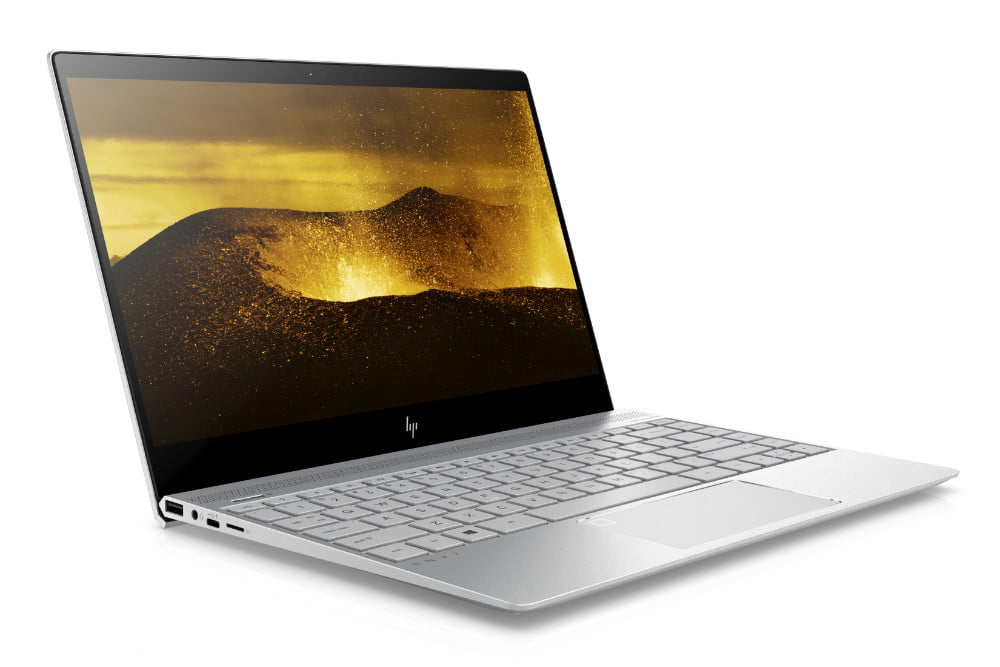 hp refreshes envy and spectre lineups 13 front right silver