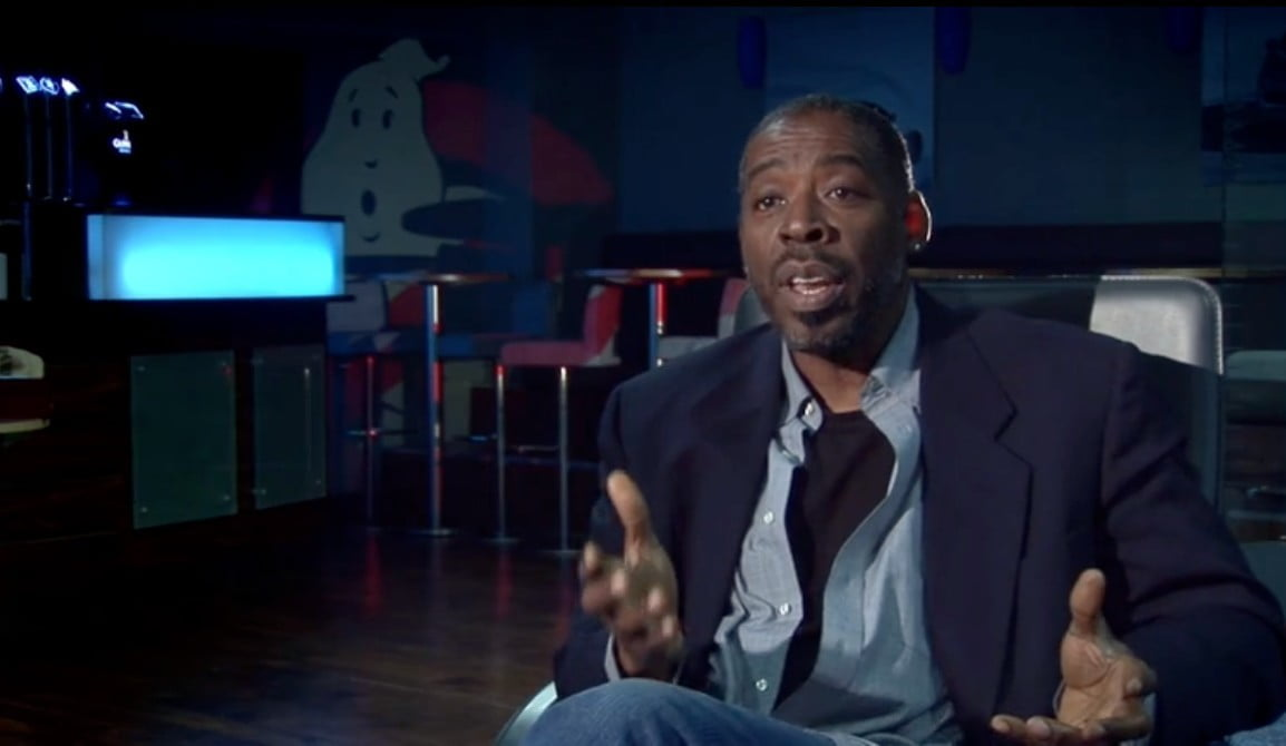 ghostbusters documentary cleanin up the town interview crackle ernie hudson remembering