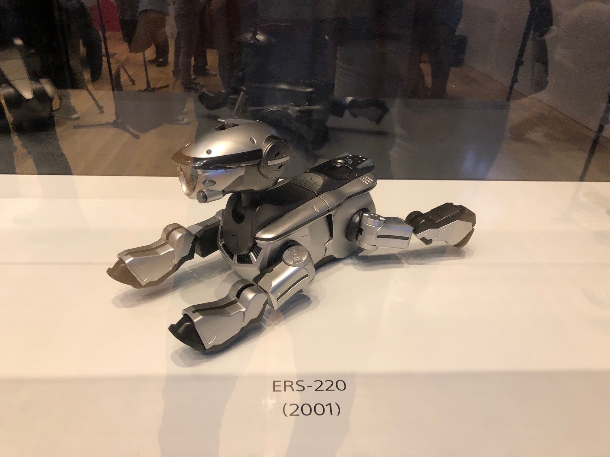 sony aibo first litter edition ers 220