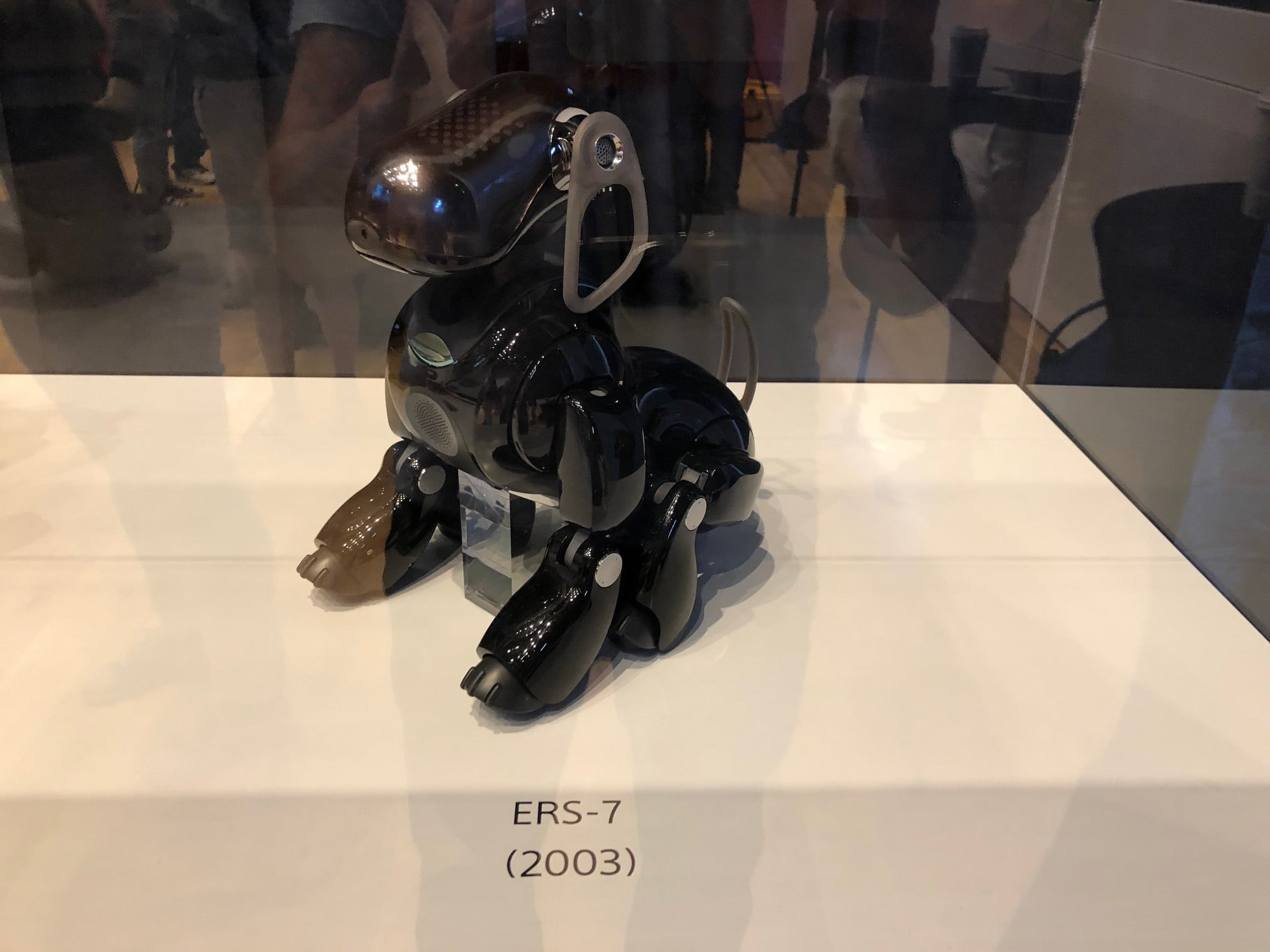 sony aibo first litter edition ers 7