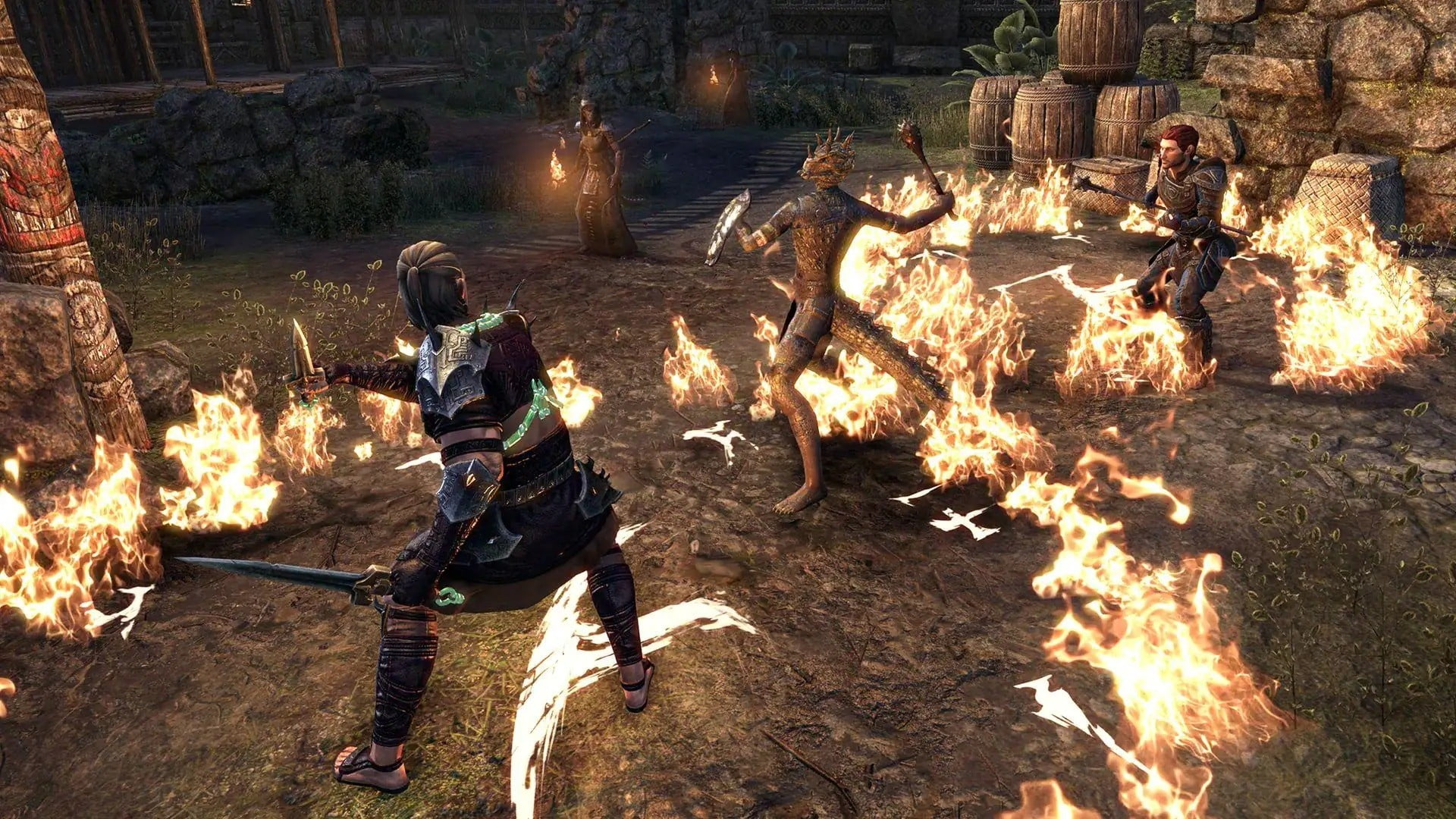 The best character builds for the Elder Scrolls Online