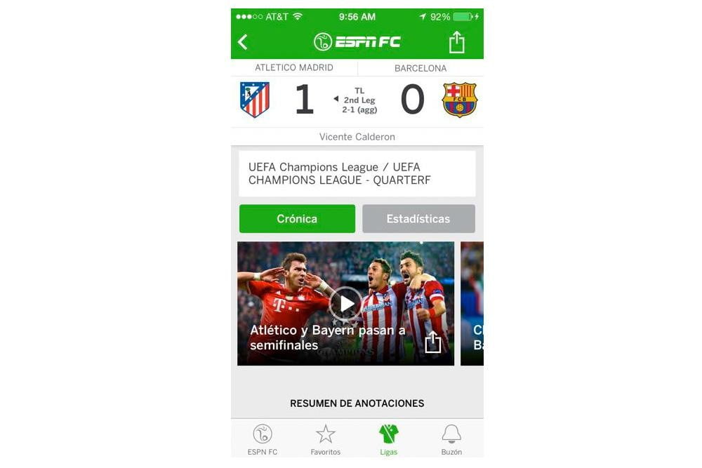 espn will live stream all 64 matches of the 2014 world cup app 2