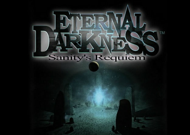 The logo and cover are of Eternal Darkness: Sanity's Requiem.