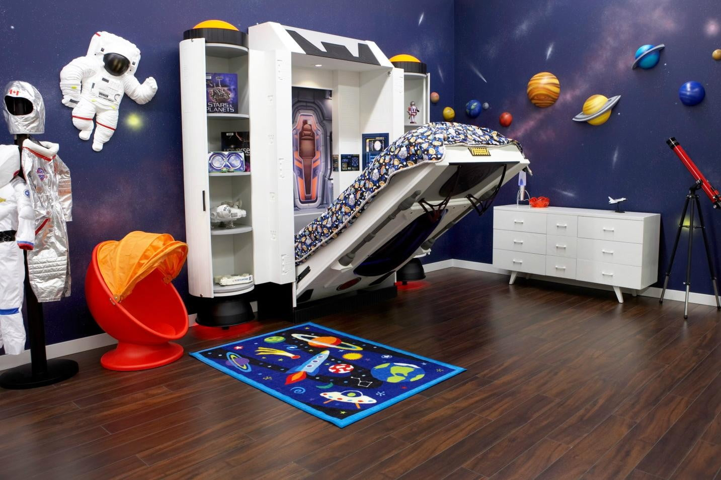 fable bedworks amazing kids beds cost more than a car etsy space bed