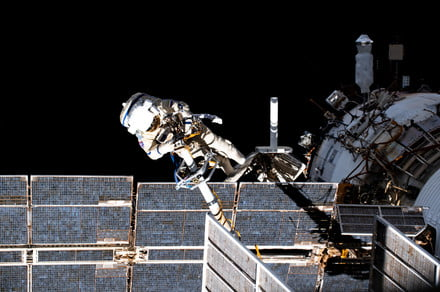 How to watch two Russian cosmonauts spacewalk outside the ISS this week