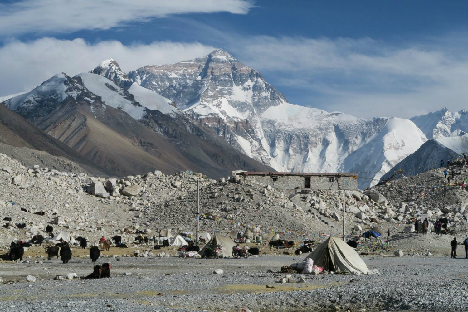two guys snapchat and strava everest climb base camp