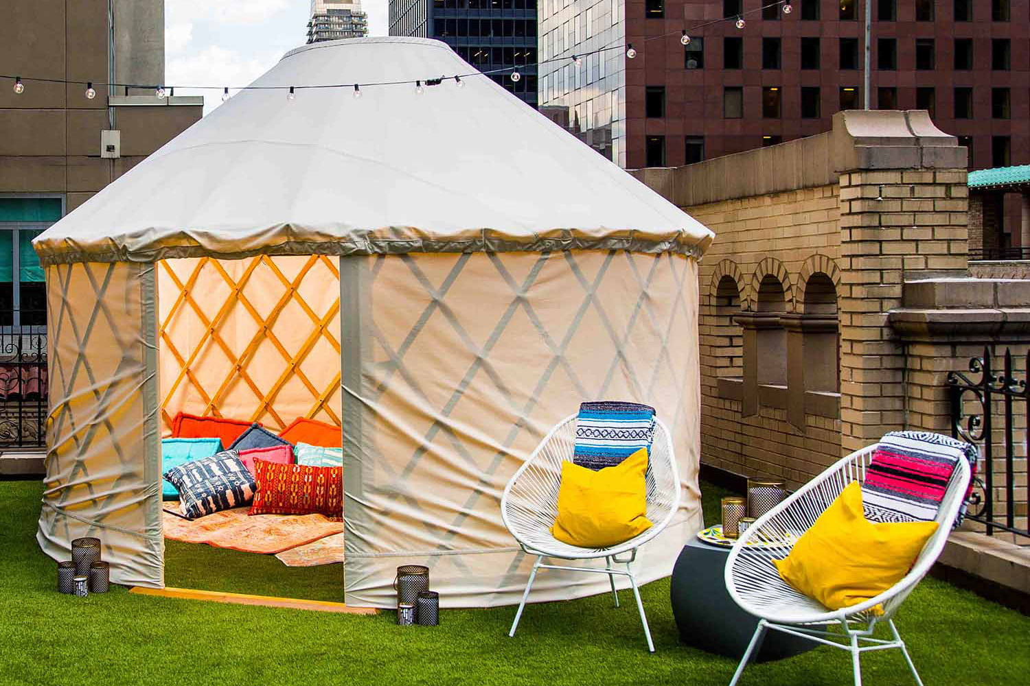 glamping on a manhattan rooftop extreme wow outdoor suite 009