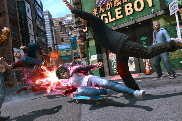 Lost Judgment review: Yakuza spin-off loses the plot