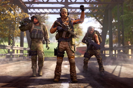 Ghost Recon Frontline's closed test has been postponed indefinitely