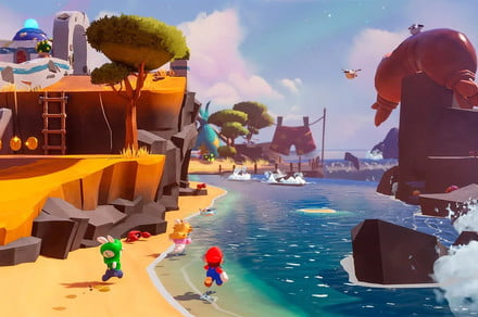 Mario + Rabbids: Sparks of Hope leaks ahead of Ubisoft Forward event