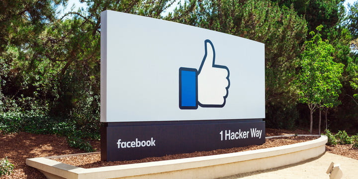 facebook housing catalyst front sign headquarters hq offices home fb