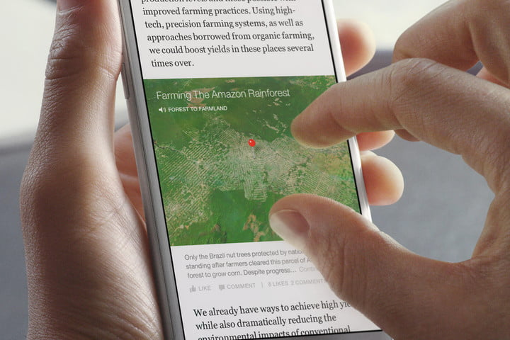 facebook instant articles apple news