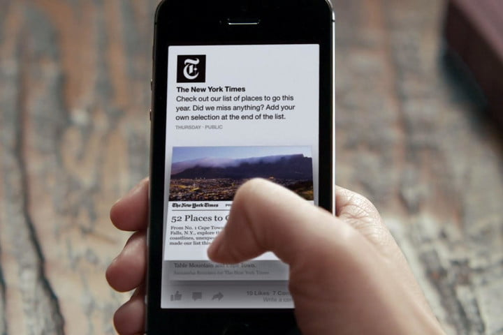 facebook notify paper hands on news 2
